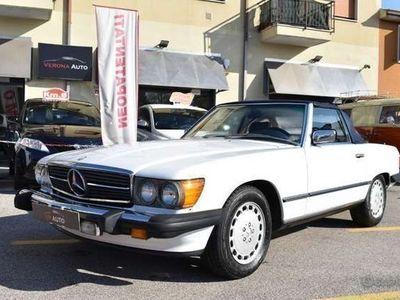 usata Mercedes 560 SLAmerica Automatica