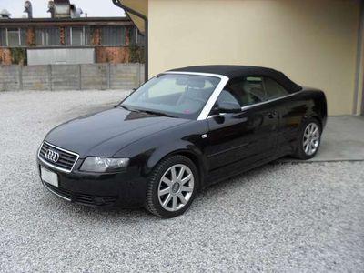 usata Audi A4 Cabriolet 3.0 V6 30V cat