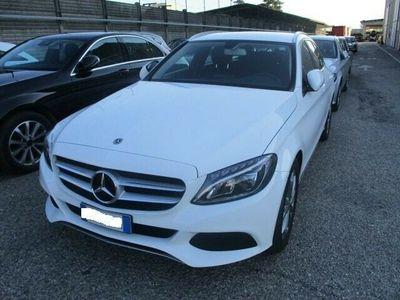 usata Mercedes C220 d s.w. auto sport iva esposta garanzia 24 mesi