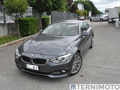 used BMW 420 Gran Coupé Serie 4 GC d Luxury