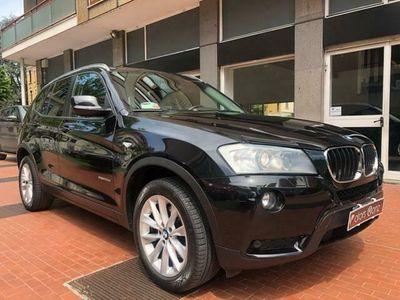 gebraucht BMW X3 xDrive20d Futura - *UnicoProprietario *Gomme E+I