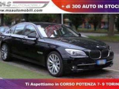 usata BMW 740 d xdrive eccelsa tetto unicoproprietario diesel