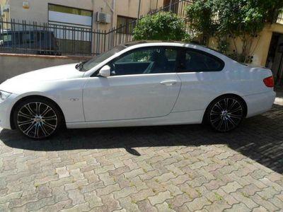 usata BMW 320 d coupe 184 cv 2010 cambio aut. navi futura eur: 7500,00