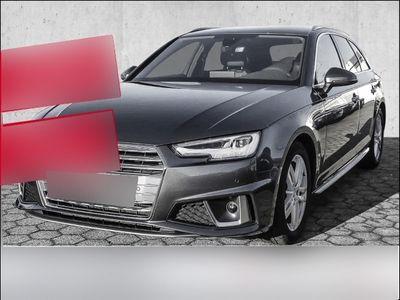 usata Audi A4 Avant 35 Tdi S Tronic S Line Sport Navi Ahk