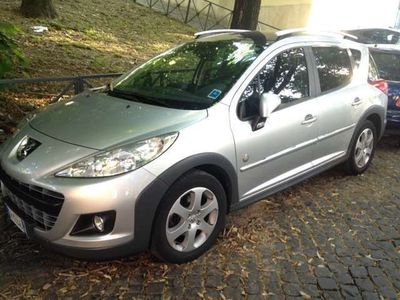 usata Peugeot 207 Outdoor 1.6 8V HDi 112CV SW