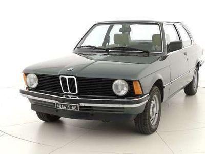 usata BMW 315 2 porte iscritta ASI