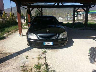 usata Mercedes S500