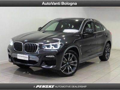 usata BMW X4 (G02/F98) xDrive20d Msport-X