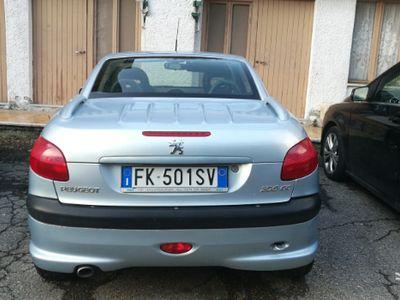 usado Peugeot 206 CC 2.0 Benzina