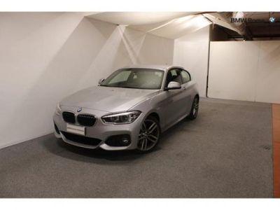 brugt BMW 120 i 3p. Msport