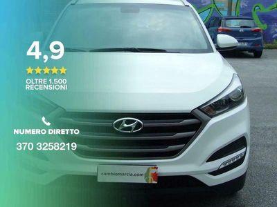 usata Hyundai Tucson 1.7 CRDi Classic