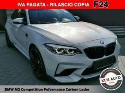 usata BMW M2 Competition Performance *PRONT.CONS.GARAN.24 MESI* Benzina