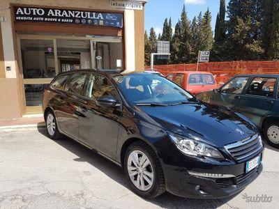 usata Peugeot 308 SW 2015 1.6 HDI 115 CV km certificati