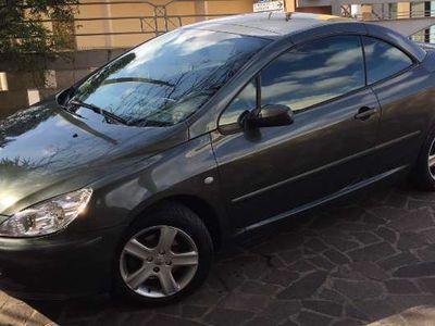usata Peugeot 307 CC (Coupé Cabriolet) - 2004