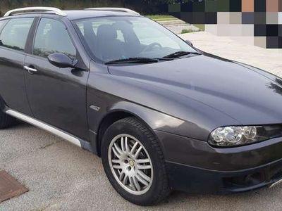 usata Alfa Romeo Crosswagon 156 1.9 JTD 16VQ4 Luxury