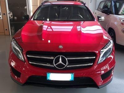usata Mercedes GLA200 CDi 135 CV Sport