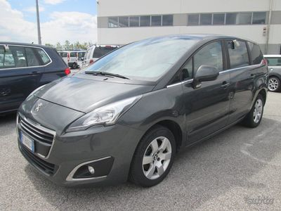 used Peugeot 5008 5008 BlueHDi 120 EAT6 S&S BusinessBlueHDi 120 EAT6 S&S Business