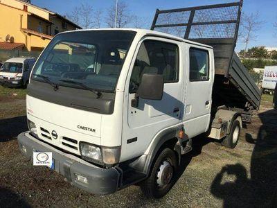 usata Nissan Cabstar 35.13 3.0 Tdi DOPPIA CABINA RIBALTABILE rif. 11094793