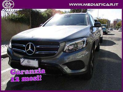 usata Mercedes GLC250 d 4Matic Executive