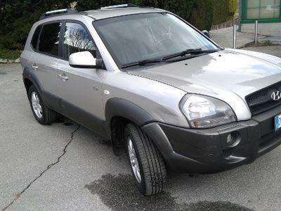 usata Hyundai Tucson 1ª serie - 2007