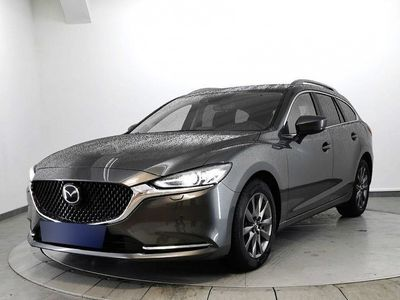 usata Mazda 6 Kombi 2.5 194 Ps A/t Exclusive-line