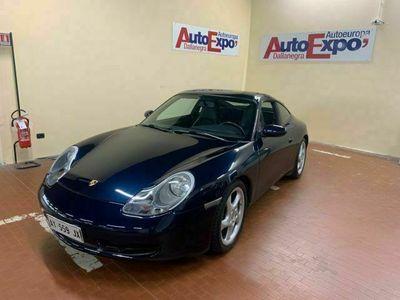 usata Porsche 911 Carrera Coupé cat del 1998 usata a Piacenza