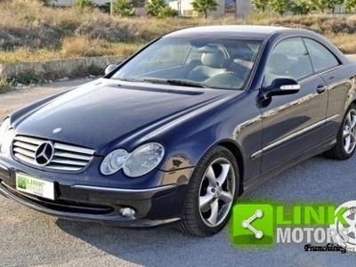 usata Mercedes CLK270 Classe Coupè CDI Elegance 2004 TA