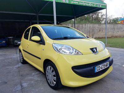 usata Peugeot 107 5P 1.4 HDi Plaisir