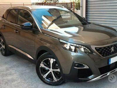 usata Peugeot 3008 2ª serie - 2018