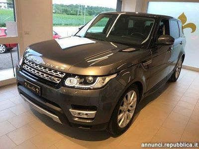 usata Land Rover Range Rover 3.0 TDV6 HSE FULL UNIPROPRIETARIO Tarcento
