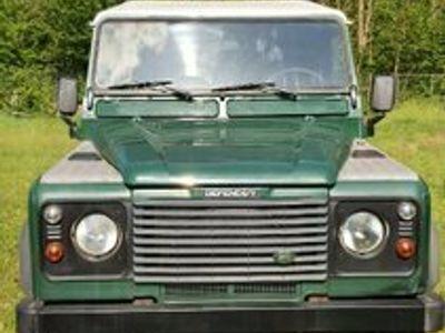 usata Land Rover Defender 110 diesel Station Wagon