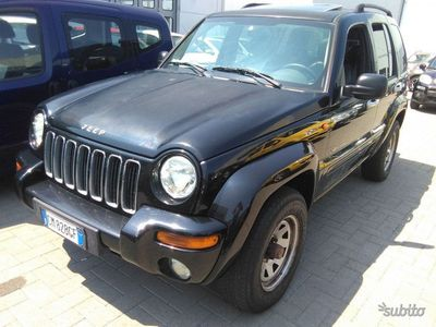 brugt Jeep Cherokee 2.8 CRD Limited