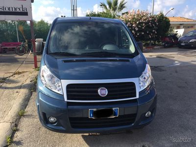second-hand Fiat Scudo 9 posti