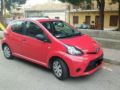 usata Toyota Aygo 1.0 12V VVT-i 5 porte Active