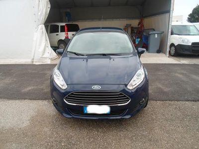 usata Ford Fiesta 1.0 Ecoboost 100 Cv 5p. Titanium Usato