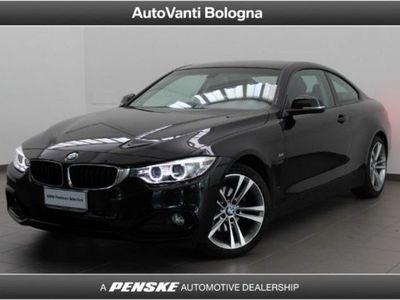 usata BMW 420 Serie 4 d Coupé Sport