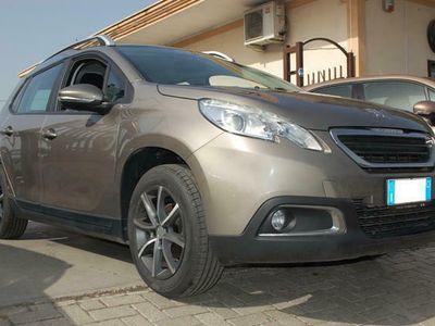 begagnad Peugeot 2008 1.6 e-HDi 92 CV Start&Stop Navi Lega USB Km-49922