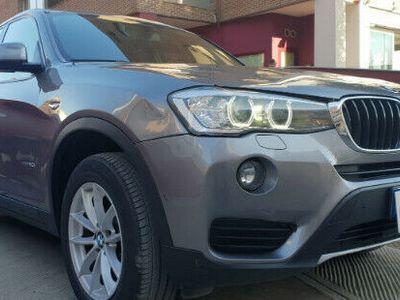 usata BMW X3 Xdrive 2.0 d Business AUTO Ufficiale