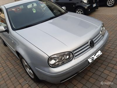 usata VW Golf IV Golf 1.6 16V cat 5 porte Comfortline