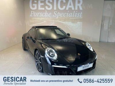 usata Porsche 911 Carrera 991