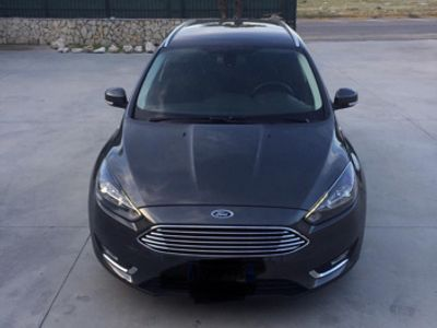 brugt Ford Focus station wagon titanium