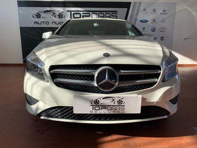 "usata Mercedes A180 CDI Executive CERCHI 17"" INTERNI PELLE\TESSUTO"