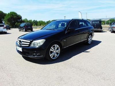 usata Mercedes C220 CDI BlueEFFICIENCY Elegance