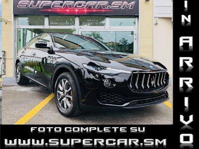usata Maserati Levante V6 Diesel 275 CV AWD - NAVI - 19''