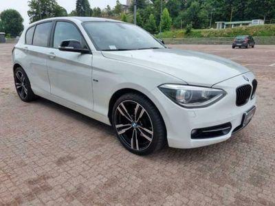 usata BMW 118 d xDrive 4X4 5p. Sport