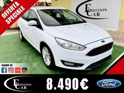 usata Ford Focus 1.5 TDCi 120 CV Start&Stop SW Business 2016