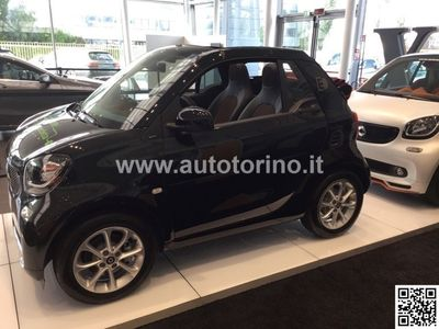 brugt Smart ForTwo Electric Drive -