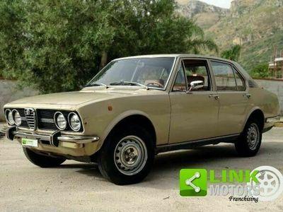 usata Alfa Romeo Alfetta 1.8 (1973) ASI