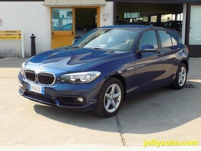 used BMW 118 d 5p Advantage Automatica E6