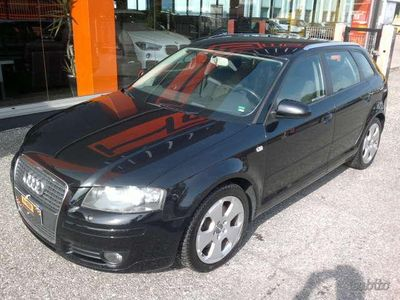 usata Audi A3 2.0 TDI 170CV F.AP. S tr.